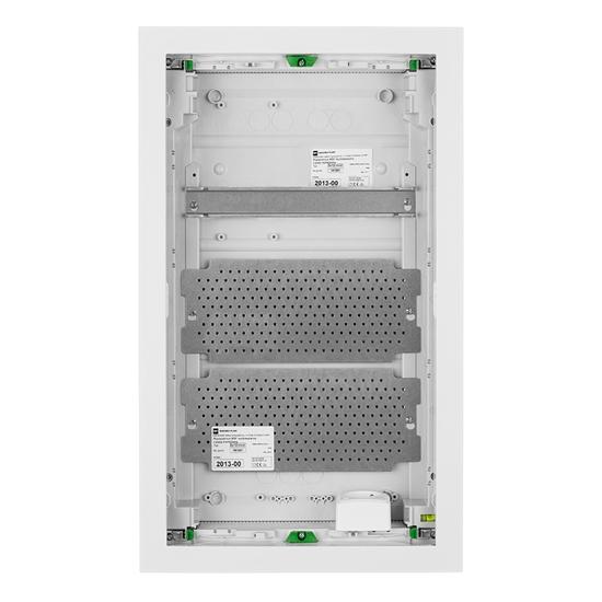 Rozdzielnica modułowa MSF RP 3x12 podtynkowa IP30 MULTIMEDIALNA 2013-00