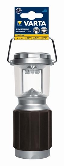 Lampa LED XS CAMPING LANTERN 4AA