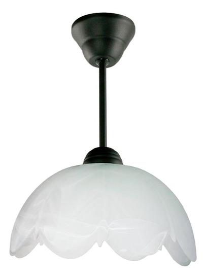 Lampa wisząca Cyrkonia B czarna