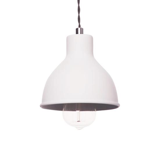 Lampa wisząca Zoe Z1 biała