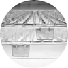 Suszarka do grzybów i owoców ELDOM SG110S 5 sit