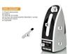 Nawilżacz powietrza ELDOM NU6    Jonizator + Higrometr / 3 FILTRY W ZESTAWIE