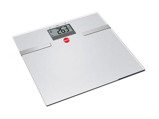 Waga łazienkowa ELDOM TWO130 BIAŁY   150kg  Pomiar BMI  tkanki tłuszcowej