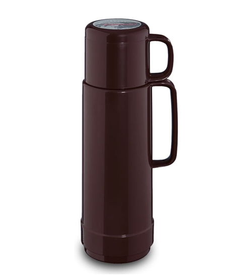 Termos ROTPUNKT typ 80   0,75 l   BLACK CHERRY   Made in Germany