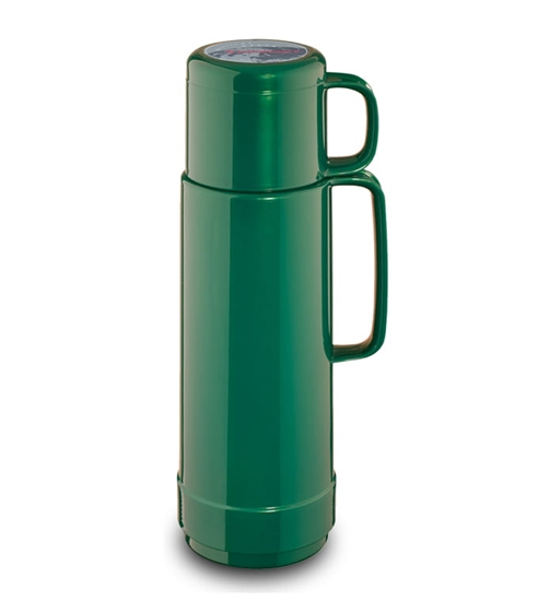 Termos ROTPUNKT typ 80   0,75 l   JADE   Made in Germany