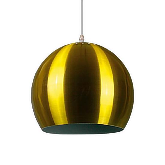 Lampa wisząca Kosmo 1 Złota