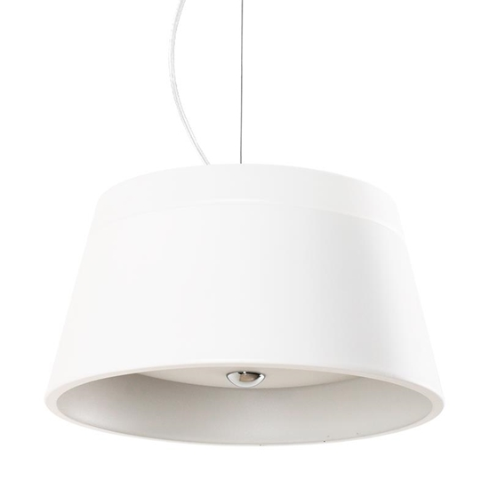 Lampa wisząca Jokasta biała