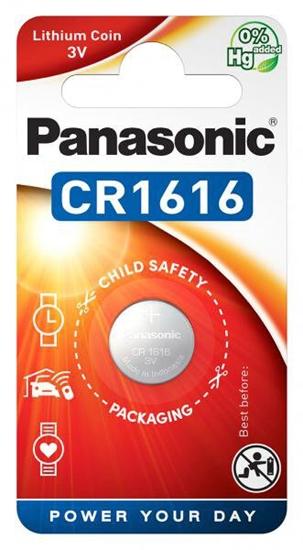 bateria litowa Panasonic CR1616 (blister)
