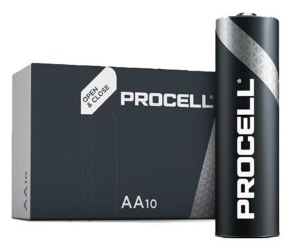 10 x bateria alkaliczna Duracell Procell LR6 / AA