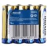 4 x bateria alkaliczna Maxell Alkaline LR6 / AA (shrink)