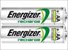 Ładowarka akumulatorków Ni-MH Energizer Mini + 2 x R6/AA 2000 mAh