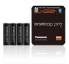 4 x akumulatorki Panasonic Eneloop PRO R6 AA 2500mAh BK-3HCDE (sliding pack)