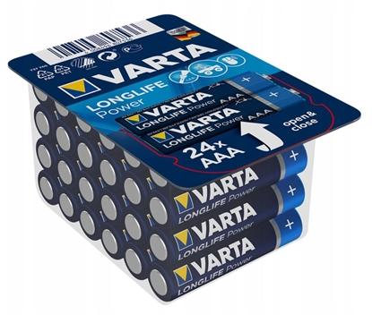 24 x Varta Longlife Power LR03/AAA 4903 (High Energy)