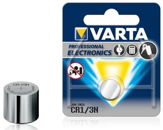bateria VARTA CR1/3N, 2L76, 2LR76, CR11108, DL1/3N, K58L, U2L76