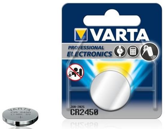 bateria litowa Varta CR2450