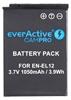 Bateria (akumulator) everActive CamPro - zamiennik do aparatu fotograficznego Nikon EN-EL12