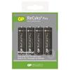 4 x akumulatorki R6/AA GP ReCyko+ Pro Professional 2000mAh