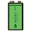 1 akumulatorek 6F22/9V GP ReCyko+ 150 Series 150mAh