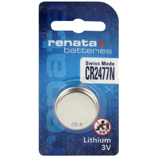 bateria litowa Renata CR2477N (blister)