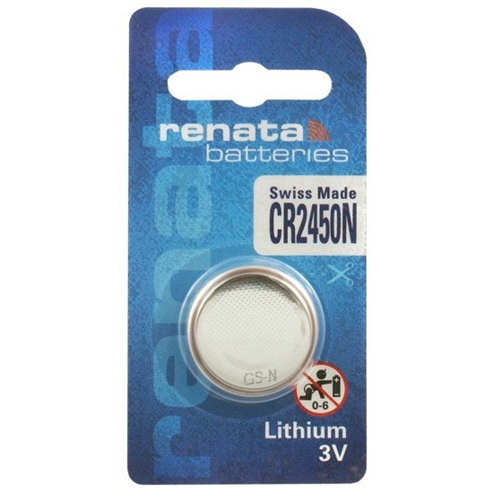 bateria litowa Renata CR2450N