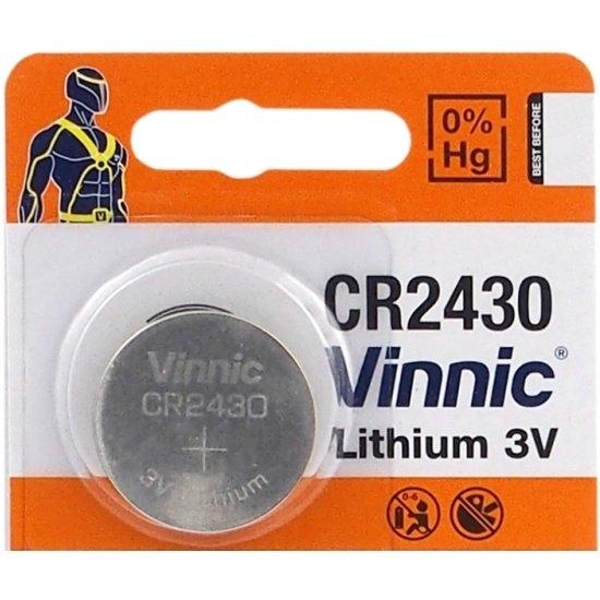 bateria litowa mini Vinnic CR2430