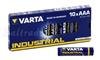 10 x Varta Industrial LR03 AAA 4003