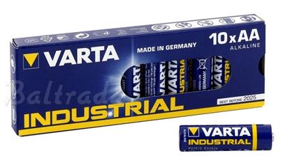 10 x Varta Industrial LR6/AA 4006