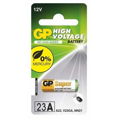 1 x bateria do pilota samochodowego GP 23A MN21