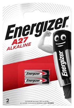 2 x bateria do pilota samochodowego Energizer 27A MN27