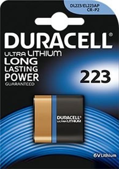 Duracell CRP2 / 223 / DL223 / EL223AP / CR-P2