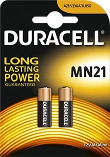 2 x bateria do pilota samochodowego Duracell 23A MN21