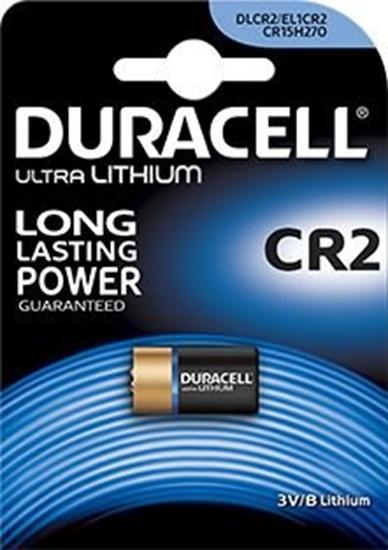 bateria foto litowa Duracell CR2