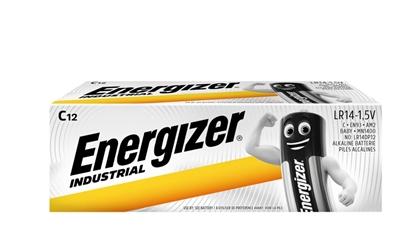 12  x bateria alkaliczna Energizer Industrial LR14 C