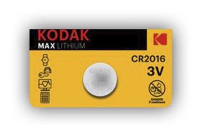 bateria litowa KODAK Max Lithium CR2016