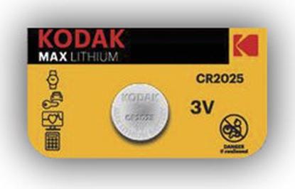 bateria litowa KODAK Max Lithium CR2025