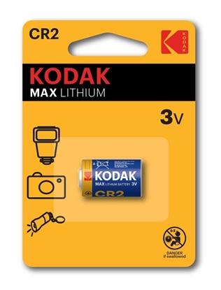 bateria foto litowa KODAK Max Lithium CR2