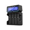 Ładowarka do akumulatorów cylindrycznych Li-ion 18650 Xtar X4