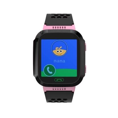 Locon Smartwatch GPS dla dziecka GJD.10 Różowy
