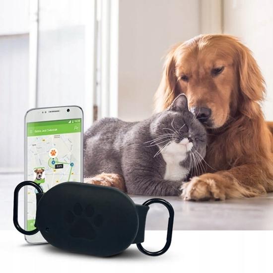 Lokalizator GPS Bezpieczna Rodzina dla psów i kotów BZ.01