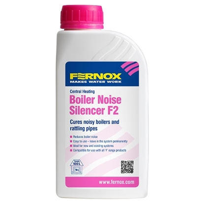 FERNOX BOILER NOISE SILENCER F2 środek do wyciszania pracy kotła
