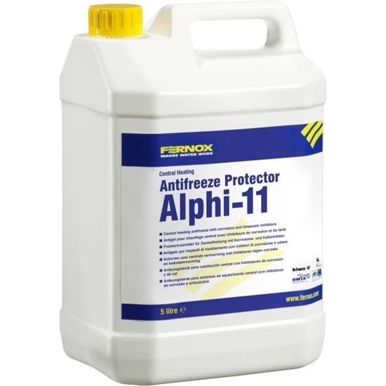 FERNOX PROTECTOR ALPHI-11 5L inhibitor i ochrona przed zamarzaniem