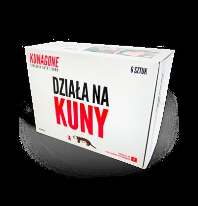 Odstraszacz Kunagone na kuny sześciopak