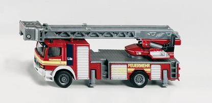 SIKU Straż pożarna z drabiną (2106)