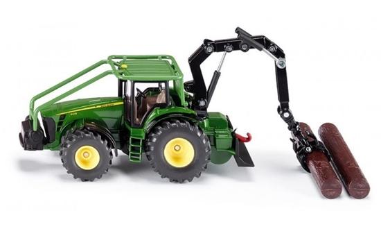 Siku John Deere Traktor leśny w skali 1:50 (1974)