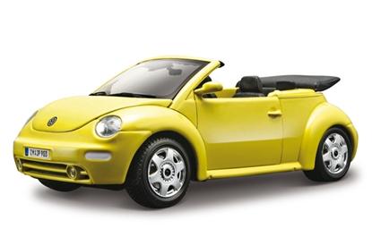 BBURAGO KIT 1:24 VW NEW BEET C (18-25064)