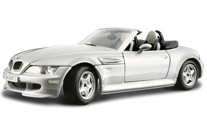BBURAGO 1:24 BMW M ROADSTER /BIJOUX COLLEZIONE (18-22030)