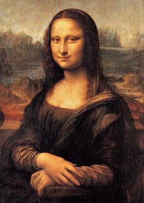 CLEMENTONI 1500el. 'MONA LISA' LEONARDO (31974)