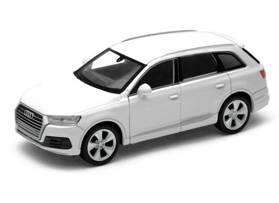 WELLY 1:34 Audi Q7 - biały
