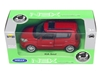 Welly 1:34 Kia Soul -bordowa