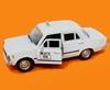 WELLY 1:39 FIAT 125P TAXI - biały